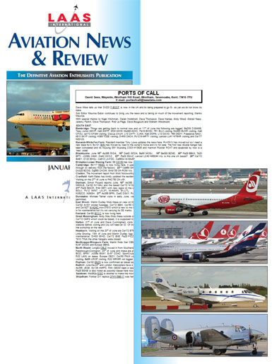 LAAS Aviation News & Review