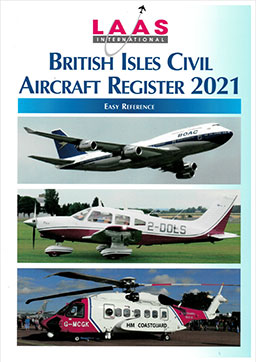 British Isles Civil Aircraft Easy Reference