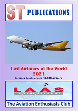 Civil Airliners Of The World 2021