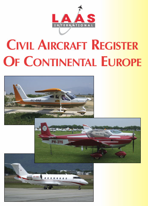 Civil Aircraft Register of Continental Europe 2008