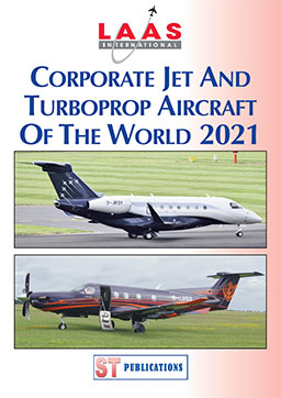 Corporate Jet And Turboprop Aircraft of the World
