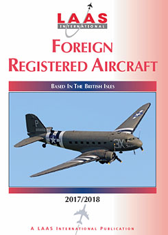 Foreign Registered Aircraft resident in the British Isles